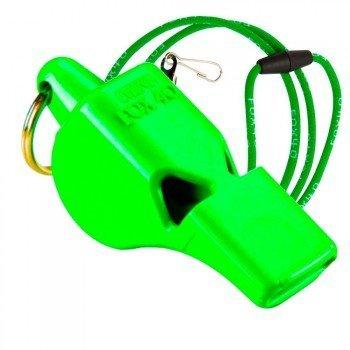 silbato-fox-40-mini-verde-neon-cordon