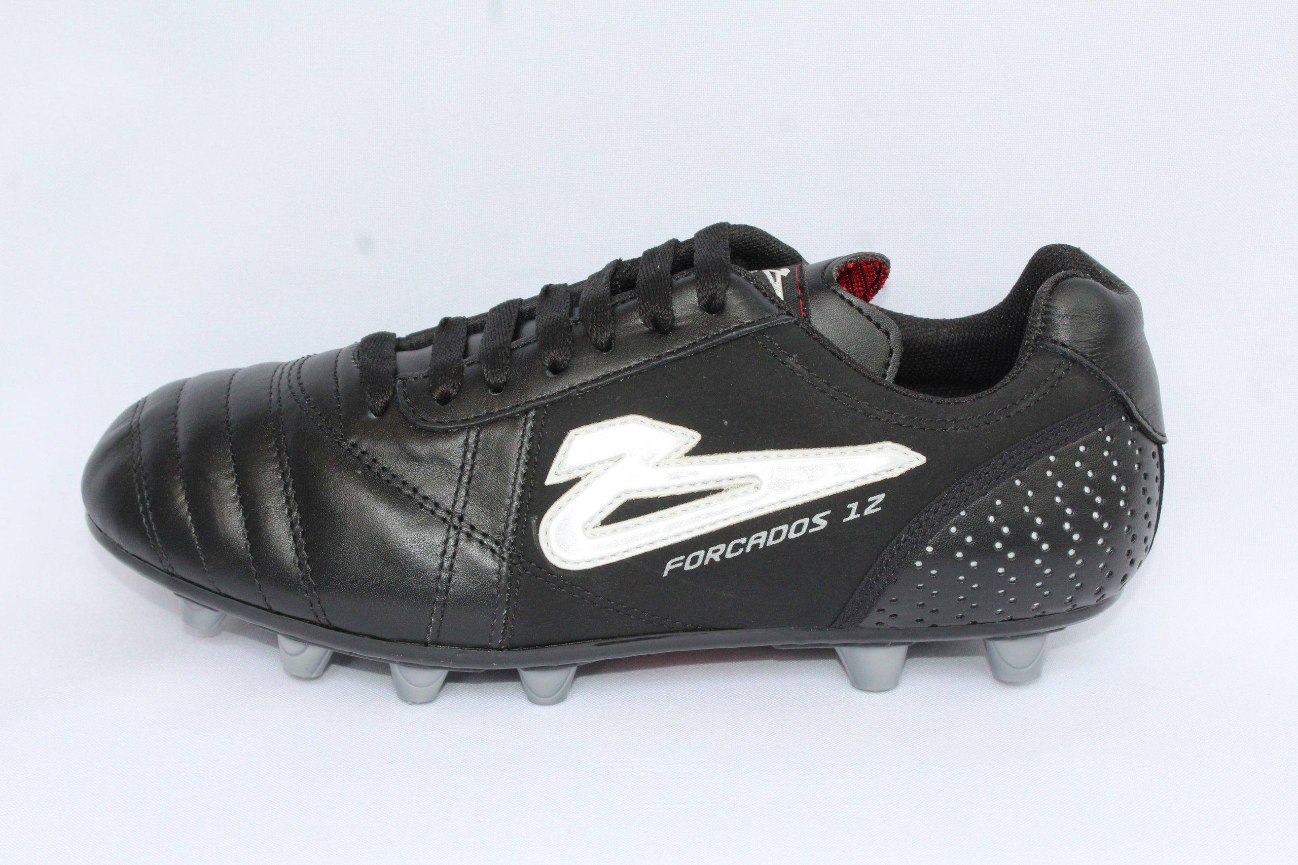 Zapato de fútbol Olmeca mod. Forcados 12 negro