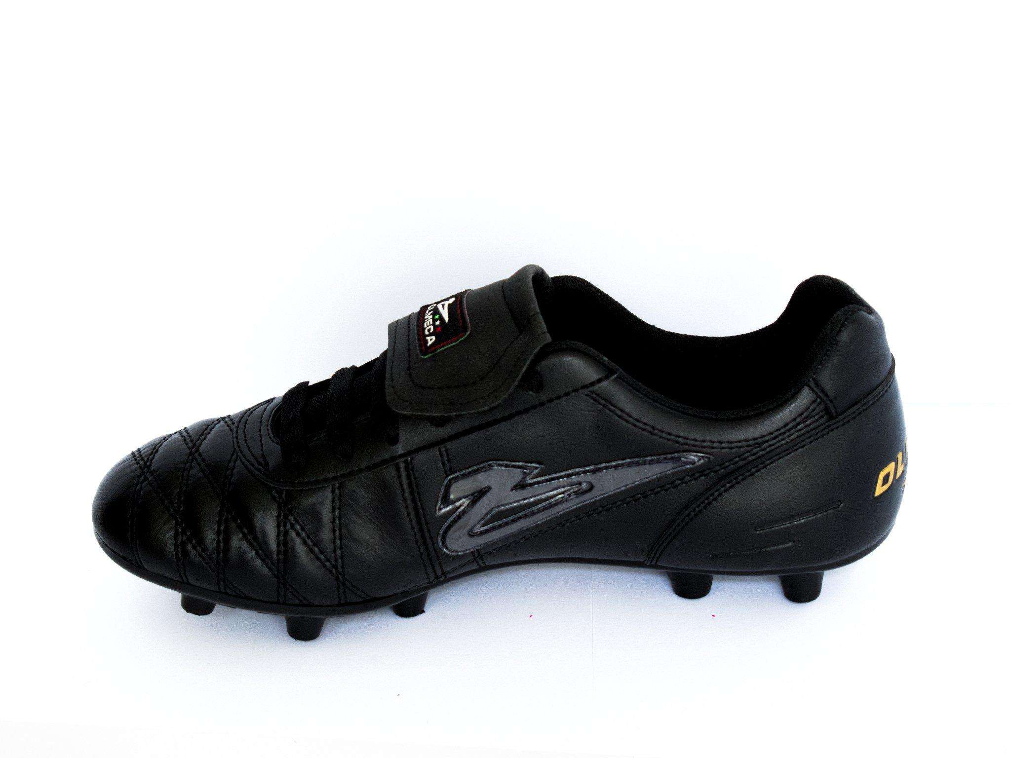Zapato de fútbol Olmeca mod. UpperPro az negro