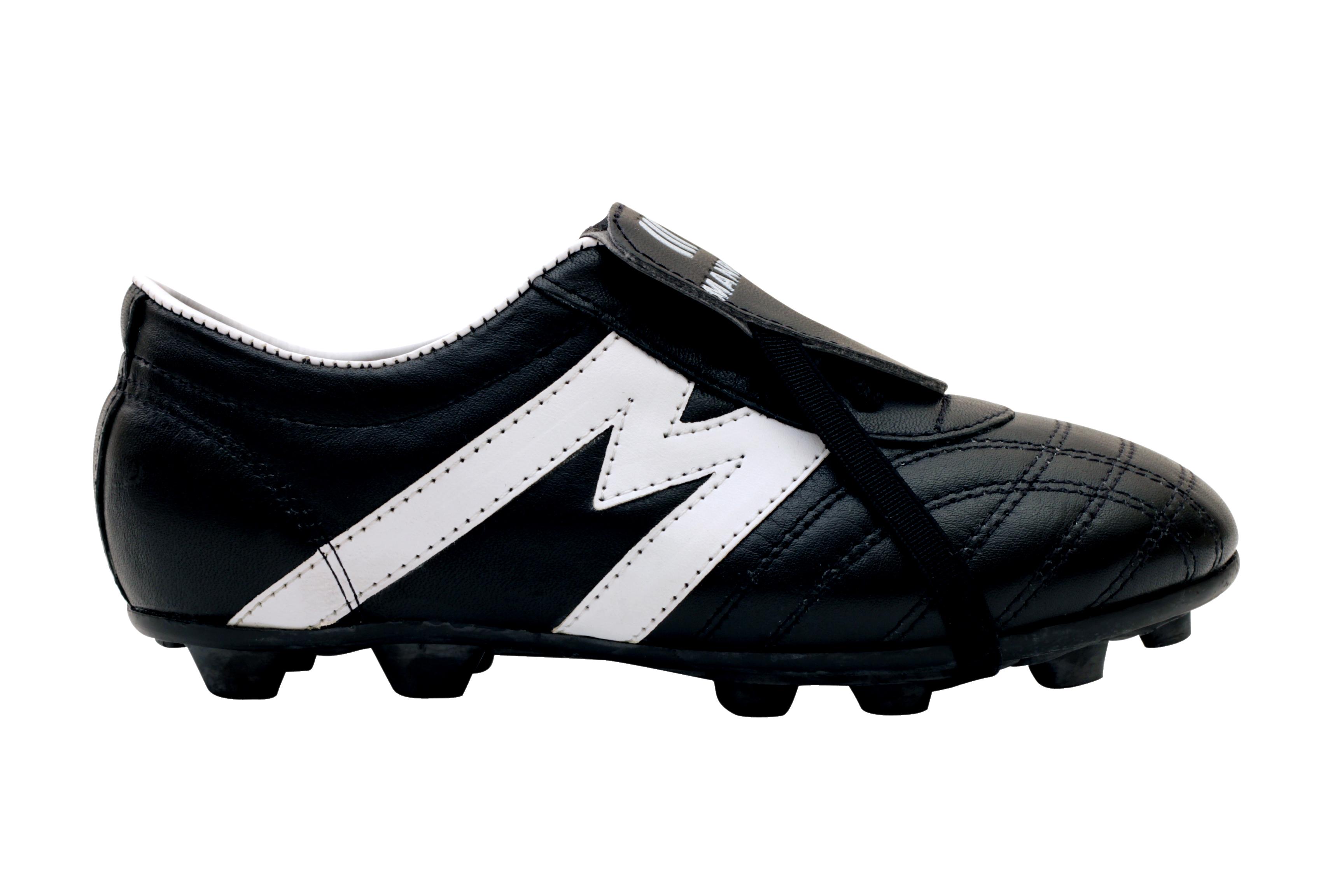 315a71281306b Inicio Tienda     Por Marca     Manriquez Calzado Tacos Fútbol Superficie  Dura (tierra) Zapato futbol Manriquez MID TX ngo bco