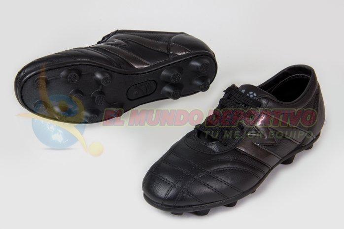 Zapato futbol Manriquez MID TX Total Negro a6168ed3b0d98
