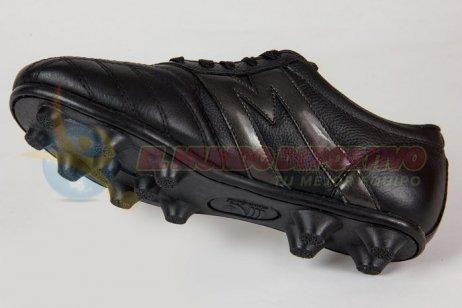 Zapato futbol Manriquez MID TX Total Negro  6bf6c9b6ac78d